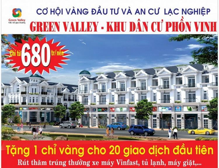 Green Valley Đồng Nai
