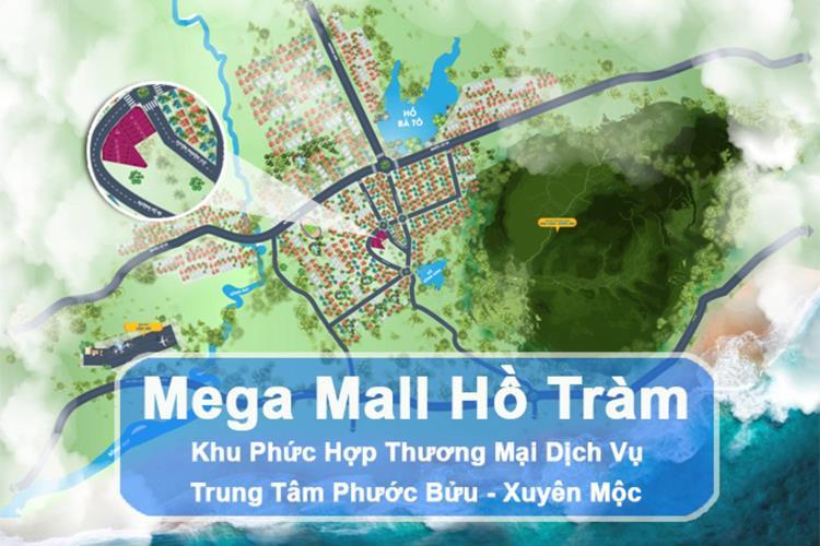 Mega Mall Hồ Tràm