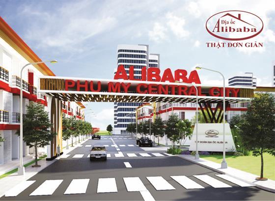 Phú Mỹ Central City
