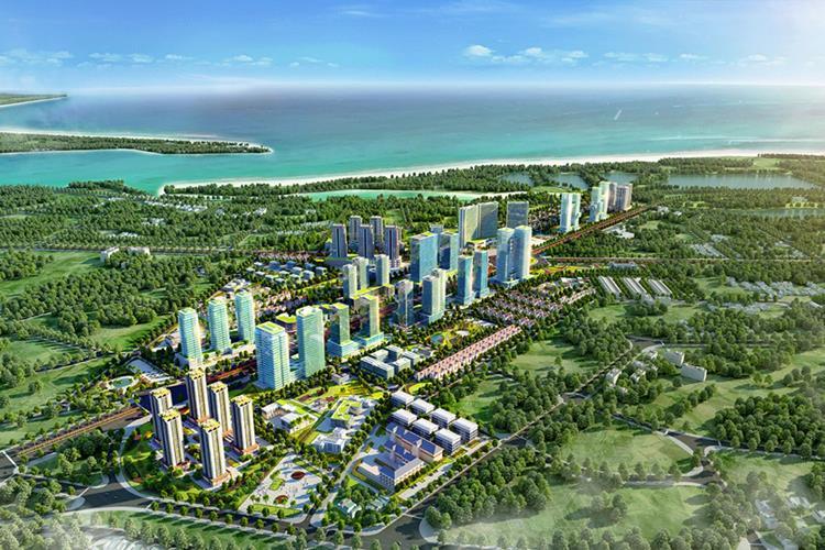 Khu đô thị mới Nam Vũng Tàu
