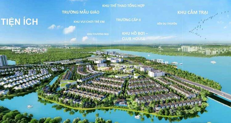 Aqua City Novaland