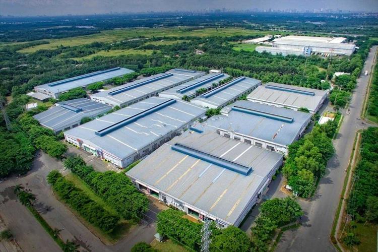 Khu công nghiệp Đức Hòa III – Slico