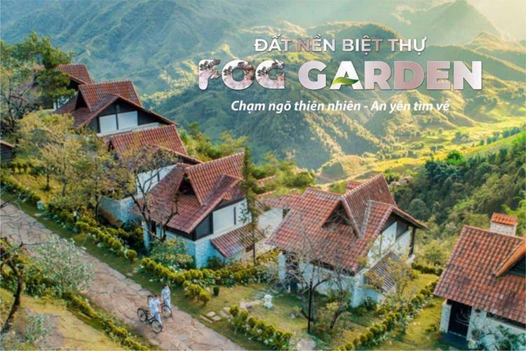 Đất nền Fog Garden Bảo Lộc