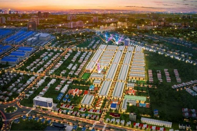Khu dân cư Minh Châu