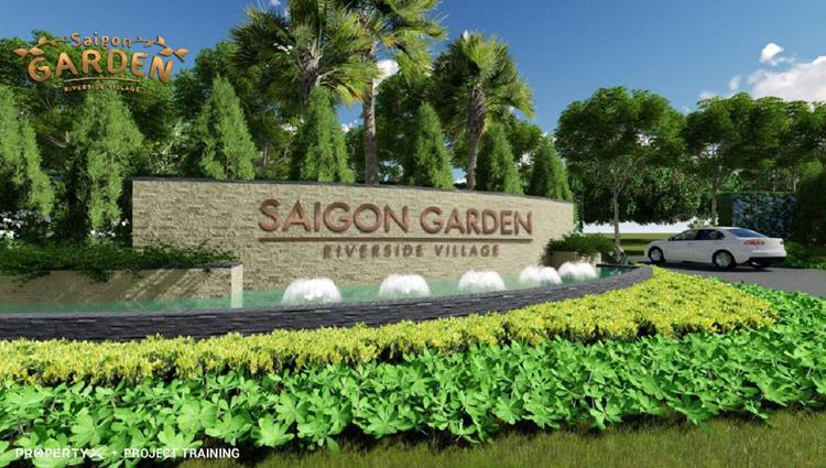 Saigon Garden Riverside Village
