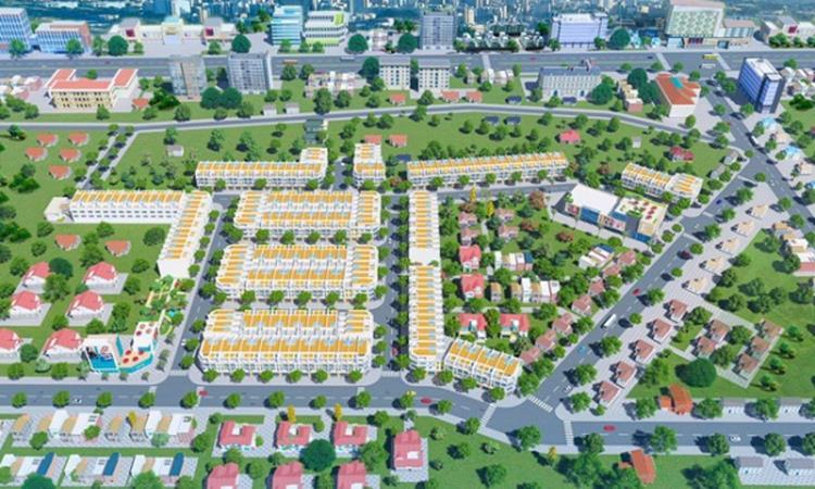Long Thành Phát Residence