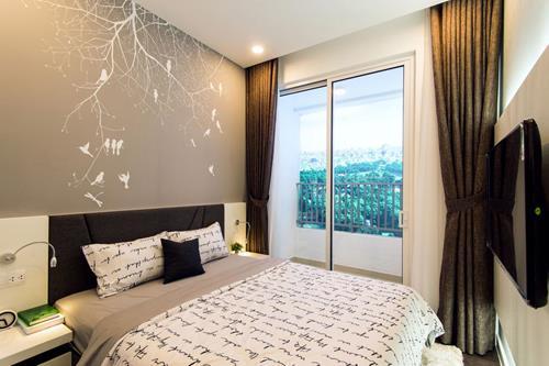 Liệu bạn có thích căn hộ View sông thoáng mát, đầy đủ tiện nghi? Giá thì phải cực mềm..
