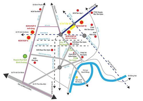 Đất nền Future City Tiềm năng sinh lời cao Ngay cổng KCN VSIP III