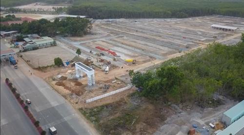 Đất nền giá đầu tư sát khu công nghiệp Tân Bình
