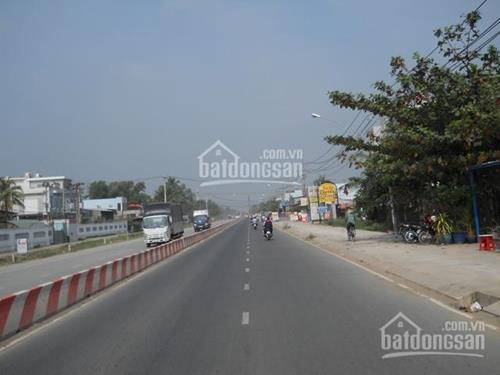 Bán lô đất Nguyễn Hữu Trí, Bình Chánh, diện tích 160m2, SHR, liên hệ 0946081612