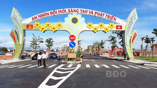 KDC Cẩm Văn – đất nền gần sân bay Phù Cát sốt nhất thị trường Bình Định