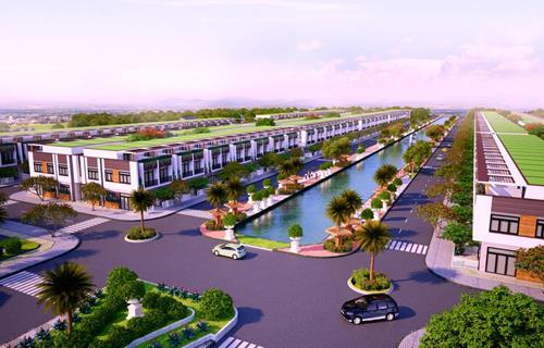 Dự Án Future City - Đón Đầu Sự Phát Triển BĐS Công Nghiệp VSIP III