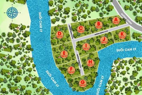 Bán đất vườn Mê Linh – Minh Anh 4 Đà Lạt, giá 480 triệu/nền
