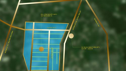 Bán đất nền Dự án Hana Garden Mall , Đối diện khu công nghiệp Visip2-Bình dươngGiá chỉ 680 triệu/nền