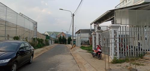 Bán nhà Đà Lạt - Đường Nguyễn Hữu Cầu 90m2 3Pn Giá 3.6 tỷ