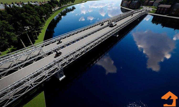 Cầu sắt An Phú Đông nối Quận 12 - Gò Vấp thi công tới đâu?