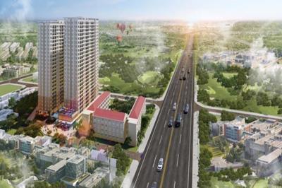 Công bố Đại Lý (Sàn) phân phối dự án Bcons Green View