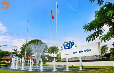 Danh sách khu công nghiệp VSIP tại Bình Dương