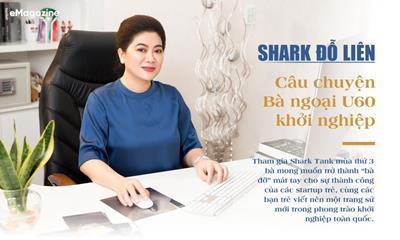 Shark Liên là ai? Tiểu sử Shark Đỗ Thị Kim Liên chi tiết