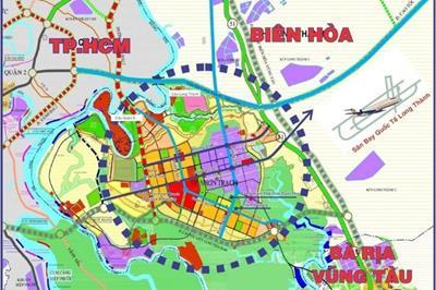 Thông tin quy hoạch 1/500 Khu dân cư tại xã Long Đức, huyện Long Thành