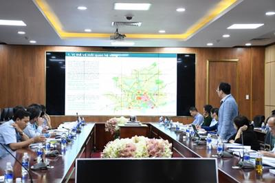 Thông tin quy hoạch huyện Long Thành đến năm 2040, tầm nhìn đến 2050