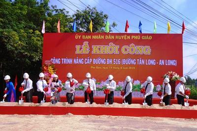Thông tin quy hoạch huyện Phú Giáo