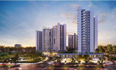 Khảo sát trung tâm hành chính tây Sài Gòn: Nơi dự án West Gate Toạ lạc
