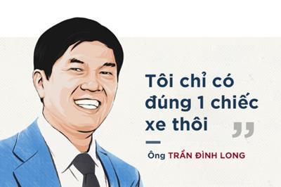 Vua thép Trần Đình Long là ai? Tiểu sử chi tiết Trần Đình Long