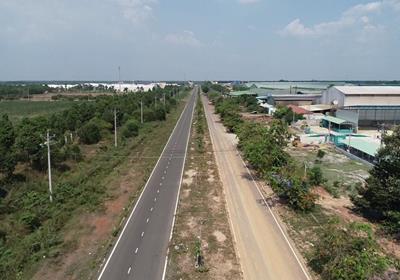 Tuyến cao tốc Chơn Thành - Đức Hòa đang thi công đến đâu?