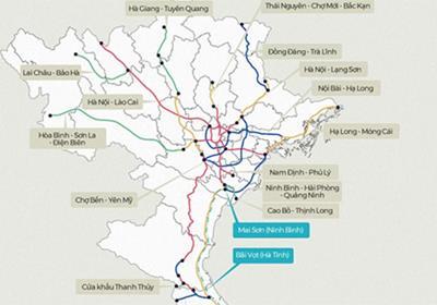 Cao tốc Ninh Bình Thanh Hóa được đầu tư theo hình thức PPP