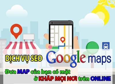 Dịch vụ cài, xác minh Google Maps