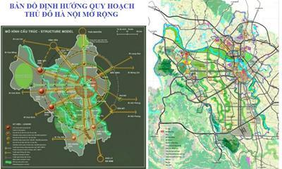 Toàn cảnh quy hoạch tuyến đường Vành Đai 4 (Hà Nội)