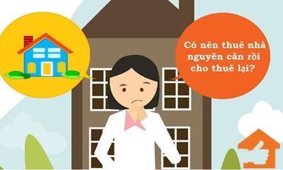 Hướng dẫn kinh doanh nhà cho thuê một vốn bốn lời
