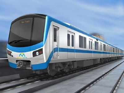 Lịch trình đầu tiên của tuyến Metro Bến Thành - Suối Tiên