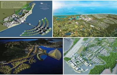 Tiến độ 19 dự án đang kêu gọi nhà đầu tư tại Bà Rịa – Vũng Tàu