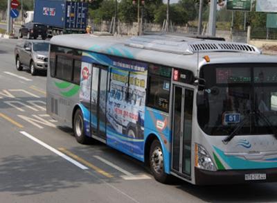 Tuyến buýt nhanh (BRT) kết nối Thành phố mới Bình Dương và Bến xe Suối Tiên