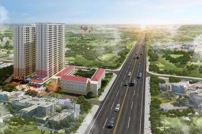 Đánh giá dự án căn hộ Bcons Green View Bình Dương