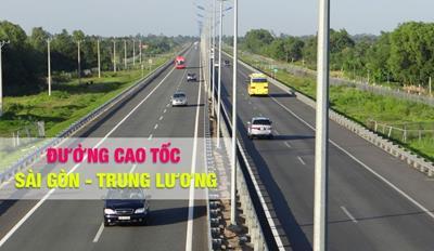 Cao tốc Thành phố Hồ Chí Minh – Trung Lương