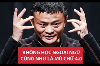 Jack Ma làm gì để trở thành tỷ phú thế giới