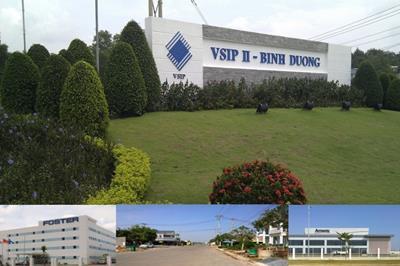 Khu công nghiệp VSIP II