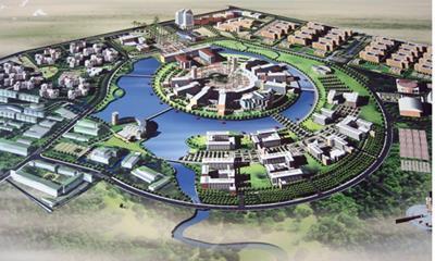 Thông tin quy hoạch khu đô thị Đại học Cổng Xanh