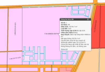 Tiến độ pháp lý dự án Century City tại Bình Sơn đã tới đâu?