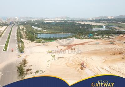 Tiến độ xây dựng dự án Kỳ Co Gateway tại Quy Nhơn đang đến đâu?