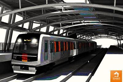 Tuyến Metro số 5: Cầu Sài Gòn - Bến xe Cần Giuộc