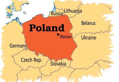Bản đồ du lịch Ba Lan