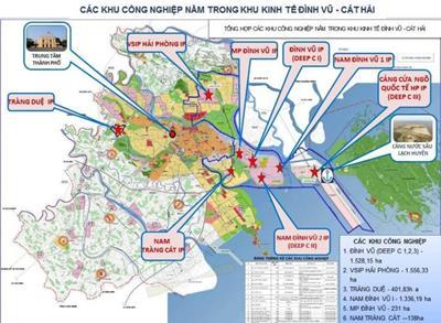 Cập nhật giá đất & quy hoạch giao thông tại Hải Phòng