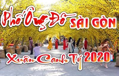 Địa điểm vui chơi giải trí hấp dẫn Dịp Tết Nguyên Đám 2020 tại Sài Gòn