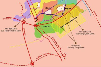 Tiến độ xây dựng dự án Gem Sky World tại Long Thành đang đến đâu?