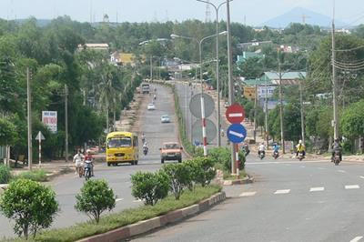Bình Phước: Chi 3630 tỷ đồng cho 8 công trình giao thông trọng điểm