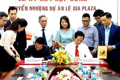 An Gia chi hơn 600 tỷ đồng mua lại dự án Lê Gia Palaza